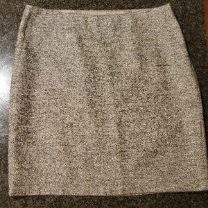 Server custom made skirt